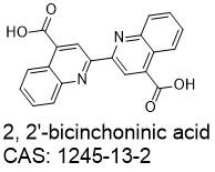 2,2'-联喹啉-4,4'-二甲酸