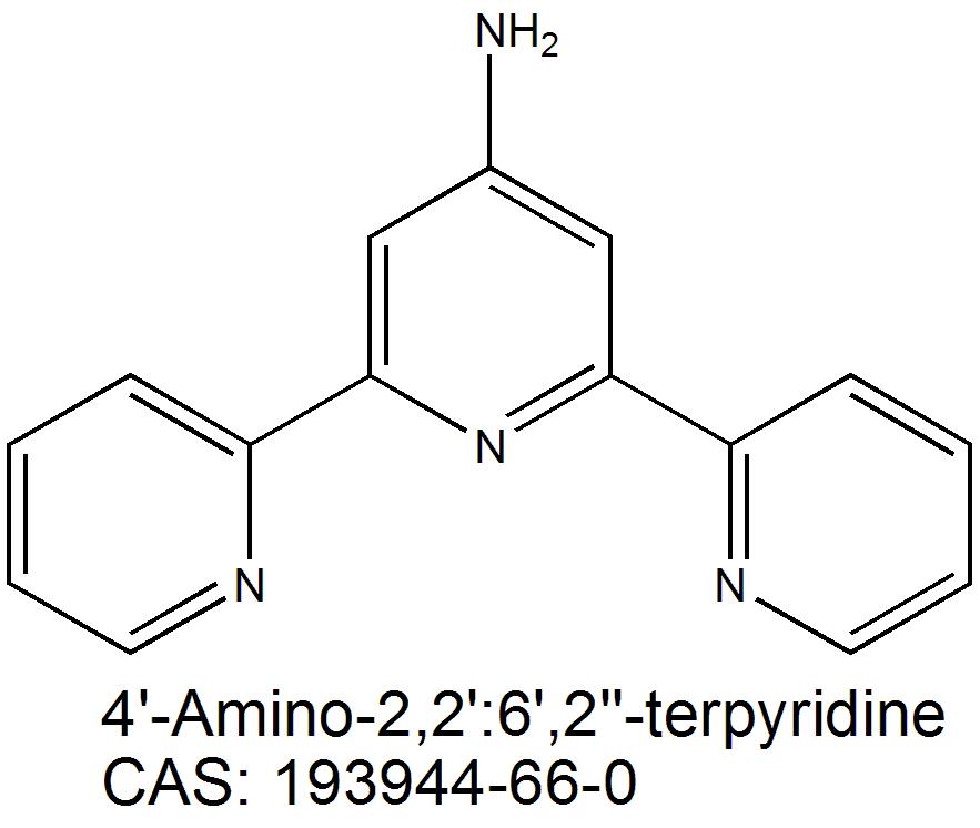 """4'-氨基-2,2':6',2""""-三联吡啶"""