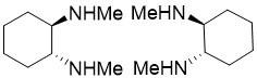 反式-N,N'-二甲基-1,2-环己二胺