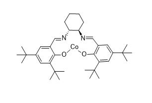 (R,R)-(-)-N,N'-双(3,5-二叔丁基亚水杨基)-1,2-环己基二胺钴